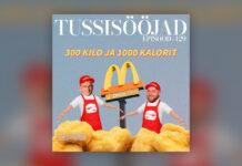 """#129 Tussisööjad: """"300 kilo ja 1000 kalorit"""""""