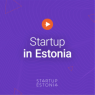 Startup in Estonia podcast